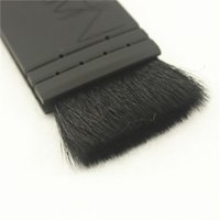Wholesale 2015 Hot selling NARS Flat black make up brushes Professional Beauty Makeup tools High grade wool