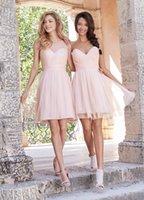 Cheap Draping Natural Waist Strapless Sweetheart Neckline Short Bridesmaid Dresses Under 50 Dresses Evening Wear Prom Dress