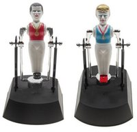 Wholesale Fun Gymnastics Kinetic Art Perpetual Motion Machine Magnetic Office Desk Novelty Toy