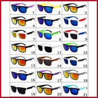 21 - Hot Sale KEN BLOCK HELM Sunglasses Brand Cycling Sports Outdoor Men Women Optic Polarized Sunglasses Sun Glasses Colors