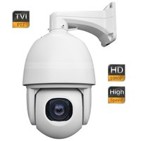 Wholesale 6inch MP P HD TVI High Speed IP66 Dome PTZ Camera mm x Zoom Lens