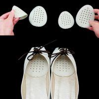 Wholesale Elastic Antislip Foot Pad Breathable Half Yard Pad Comfotable Latex Insole Foot Protector