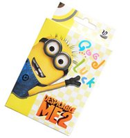 magic set - 10 Sets Despicable Me Poker Cards Minions Games Magic Movies Accessories Playing Card Toys for Adults Children Boys Girls Gifts hot