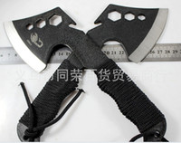 multi knives - Brand new High quality Stainless Steel Portable Outdoor Survival Tools Camping Knife Axe Hammer Tactical Survival multi tool