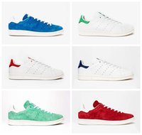 Wholesale 2015 new arrive Stan Smith men and women genuine leather classic casual shoe sports shoes fashion lover sneakers size