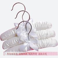 baby wall shelf - 2015 Hot Sale Rack Wall Shelf Hair Dryer Holder Children cm Satin Cloth Hanger Rack Baby Clothes To Hang A Small Pure Yuan