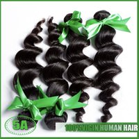 Wholesale Loose Wavy Russian Hair - Fast delivery stock hair russian loose wave bundles russian wet and wavy hair 8a unprocessed Russian virgin hair Natural Color 12-26inch