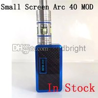 arc chips - Newest w box mod ARC with original chip black blue green arc box mod crazily popular now