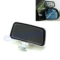 Wholesale B39 universal Car Vehicle Side Blindspot Blind Spot Mirror Wide Angle View Safety Silver