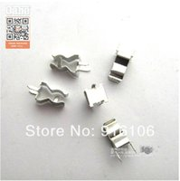 Wholesale Insurance tube clamps glass ceramic tube fuse clip Insurance header Insurance seat