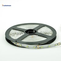 Wholesale New Year Christmas Decoration DC12V RGB LED Strip Light SMD2835 Blue Green Red White Yellow Led string Ribbon tape Bar Neon