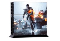 Cheap skin Sticker for PS4 Best PVC Sticker for PS4