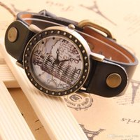 american direct fashion watches - Factory direct European and American retro fashion watches new classic New England style belt ladies watches