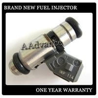 automotive fuel injection - One Year Warranty Automotive fuel nozzle High Quality Gasoline Fuel Injection System IWP114 for Volkswagen Santana