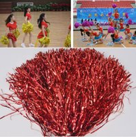 Wholesale Game pompoms Cheering pom pom High quality Cheerleading supplies Flower dance hand ball cheerleading ball ball cheerleading che