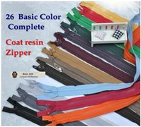 Wholesale Sanli Brand Zipper Resin zipper cm Outerwear Zipper Down jacket Zipper croppings
