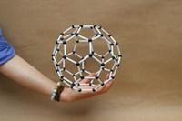 atoms carbon - Scientific Chemistry Carbon C60 Atom Molecular Model Links Kit Set
