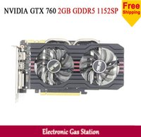 Wholesale Original Desktop Graphics Card NVIDIA GTX GB GDDR5 bit SP HDMI DVI DisplayPort DirectX