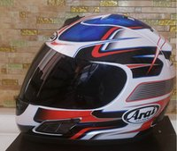 arai motocross helmets - 2015 new style hot sell locomotive individuality ARAI full face motorcycle helmet Run helmet racing helmet Motocross helmet