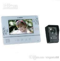 Wholesale new VIDEO DOOR BELL Home Wireless Inch TFT Night Vision Camera Video Door Phones Intercom