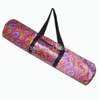 Wholesale Yoga Mat Bag Quality Waterproof Canvas Bags Yoga Package