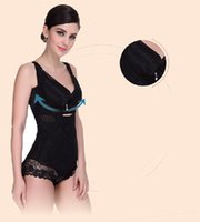 Cheap New Lady Sexy Corset Slimming Suit Shapewear Body Shaper Magic Bodysuits Free Shipping