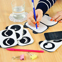 accounting products - 2016 new Paper Products Office School Supplies Stationery lovely panda small books accounting books notepad