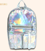 Wholesale Holographic backpack