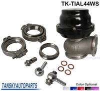 Wholesale Tansky Tial V44 MVR mm V Band External Wastegate Kit PSI Default color is Black Blue Black Silver Red Purple TK TIAL44WS