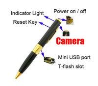 720p hd pen camera - Mini Pen Camera Spy cam P x960 HD Hidden Camera DV DVR Video Mini Camcorders Supports GB Micro SD Card