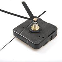 Wholesale Quartz Clock Movement Spindle Mechanism Parts Tool Set with Black Hands