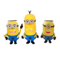 best gifts speaker - Best Gifts Portable Stylish Minions Speaker DESPICABLE ME Mini Speaker MP3 Player Amplifier With Micro SD MMC Card USB Disk Slot FM Radio