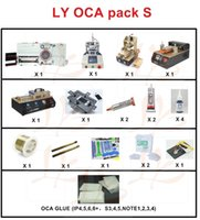 best laminator machine - Best combination LY OCA laminator machine full set OCA pack for all mobiles screen repair machine