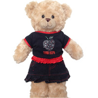 bear design build - Duffy build a bear Apple design T shirt Duffy bear plush toy doll clothes