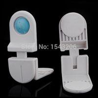 Wholesale Lengthened bendy Security Fridge Cabinet Door locks Drawer Toilet Plastic Drawer Safety Lock