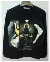 Cheap Lowest Price women New Fawn Bambi Notre Dame shark Naked woman Joining together Plus velvet Sweatshirts