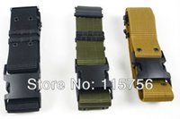 Wholesale 2pcs outdoor field Hunting belts nylon tactical belt BE20150