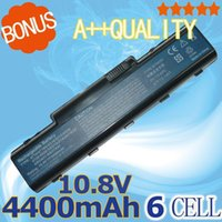 Wholesale 4400mAh Laptop Battery for Acer AS07A31 AS07A32 AS07A41 AS07A42 AS07A51 AS07A52 AS07A71 AS07A72 AS07A75 AS2007A BT