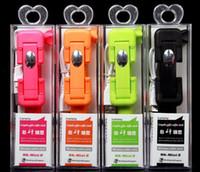 Wholesale Mini Wired selfie stick Extendable Handheld Self Pole Tripod Monopod Stick For Phone