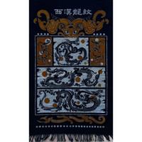 batik curtains - Batik painting batik murals wall handmade batik painting waxprinting curtain dragon cm