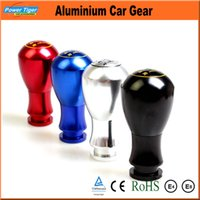 Wholesale Car Gear Handball Gear Knob handles Gear Shift Knob Manual Shift Lever Knob colors R