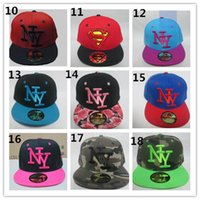 logo design - 2015 Boys Girls New York Batman Superman Hats Man Lady Hip Hot Caps Base Ball Hat Boy Girl Students Super man Logo Ball Cap Designs D3657