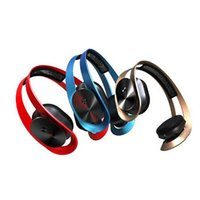 Wholesale Original Syllable G700 Stereo Bluetooth Headphones mm HIFI NFC Noise Cancellation Double Microphone Headset BY DHL