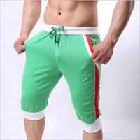 active sport wear - 2016 new gay gym trunks Shorts Sports Wear shorts male bermuda masculina Board shorts mens Board shorts surfing brand men shorts