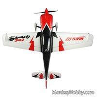 aerobatic rc airplanes - Dynam RC airplane Sbach D Aerobatic RC airplane PNP Ghz DY8945