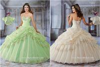 Cheap 2015 Quinceanera Dresses Sweetheart Beaded Embroidery Quinceanera Gowns Lace-up Sweet 16 Dresses with Jacket Teen Dresses