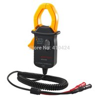 Wholesale AC current transducer A A Clamp Meter Transducer True RMS TRMS MASTECH MS3302 order lt no track