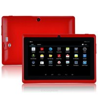 epad - DHL quot inch Capacitive Allwinner A33 Quad Core Android dual camera Tablet PC GB MB WiFi EPAD