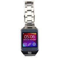 age glasses - 2015 New Smart Watch NO G2 Metal Watchband inch Sapphire Glass Bluetooth MP Camera Waterproof Smart Control Heart Rate Sensor