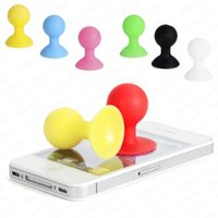 applied devices - Colorful rubber octopus suction stand holder for Multi Devices Can be applied removed very easily LS DA0727 A2